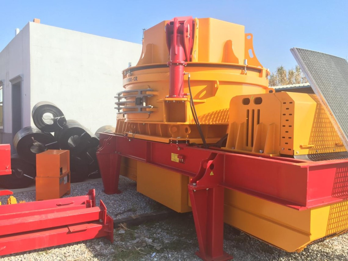 Vertical Shaft Impact Crusher (VSI) when should be preffered?