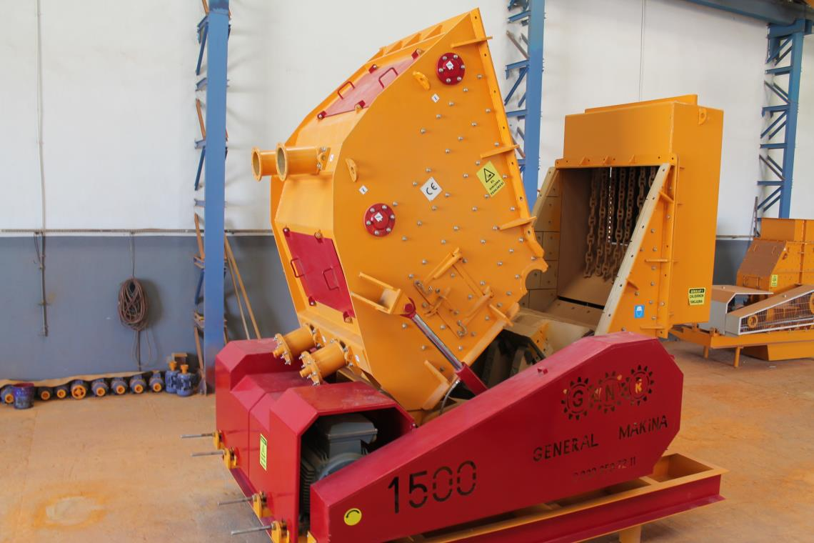 Why primary impact crusher should be choice?
