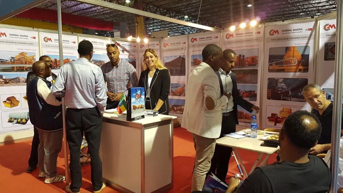 8. Addisbuild international construction fair