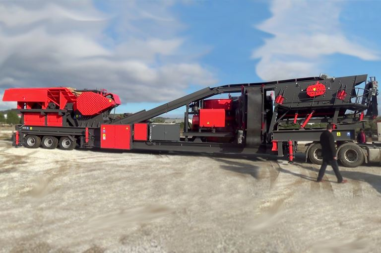 Mobile Crusher General 944